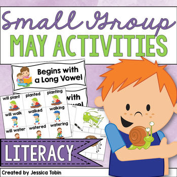 Intervention Activities for May