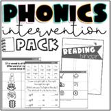 Reading Intervention Binder: 2nd-3rd Grade