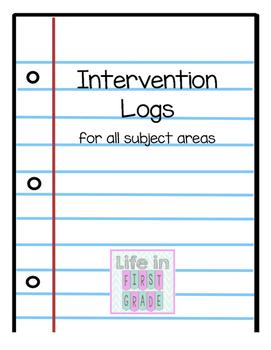 Intervention Log