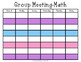 Intervention Packet- BLANK Group Meeting and Progress Monitoring Forms