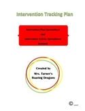Intervention Plan Packet