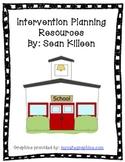 Intervention Planning Resources