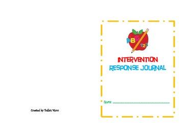 Intervention Response Journals