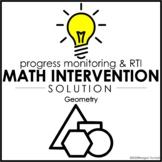 Intervention Solution: Geometry