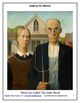 "Intervention & Test Prep with ""American Gothic"" by Grant Wood"