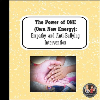 Intervention promoting positive behaviors - The Power of ONE: Own New Energy