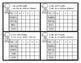 Interventions RTI Classroom Behaviors Student Chart & Graphing