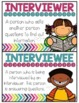 End Of Year Interview (1st Grade)