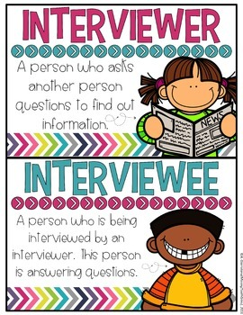 End Of Year Interview (3rd Grade)