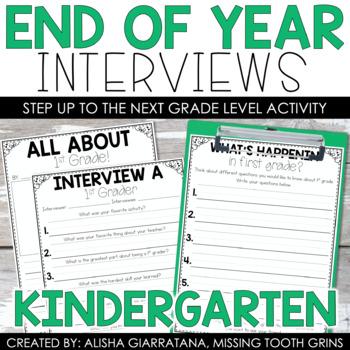 End Of Year Interview (Kindergarten)