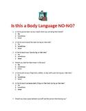 Interview Body Language