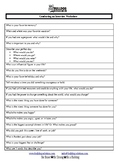 Interview Questions Activity