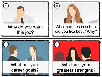 Interview Practice Questions for Career Readiness