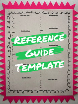 Interview Quick Reference Templates & {BONUS} Sample Interview Questions