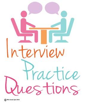 Interview & Resume Skills Packet
