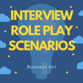 Interview Role Play Scenario