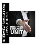 Interview Simulation Unit