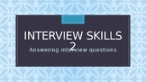 Interview Skills Powerpoint