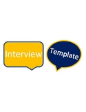 Interview Template - Spanish