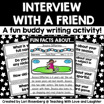 Interview With a Friend