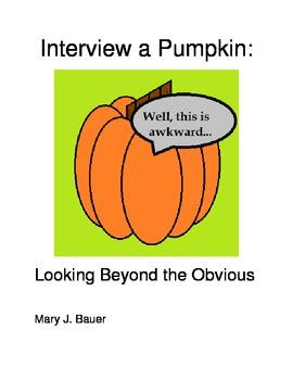 Interview a Pumpkin