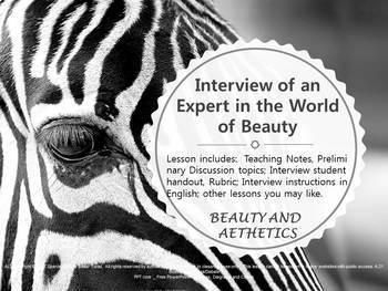 Beauty Interview of an  Expert