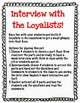 Interview the Loyalists! Settling into Canada.