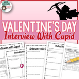 Valentine's Day Writing - Interview With Cupid