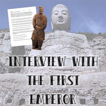 Interview with First Emperor