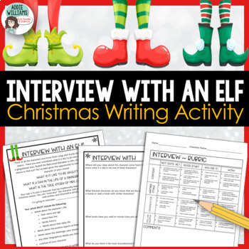Christmas Writing - Interview With An Elf
