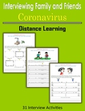 Interviewing Family and Friends - Coronavirus (Distance Learning)