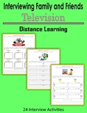 Interviewing Family and Friends - Television (Distance Learning)