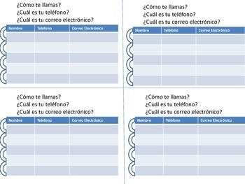 SPANISH Interviews