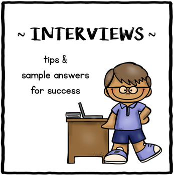 Interviews: Tips and Questions for Students
