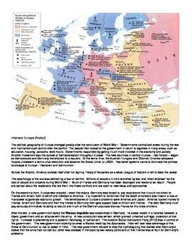 Interwar Europe (Handout)