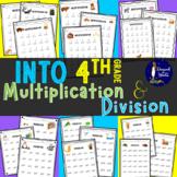 Into 4th Grade Multiplication & Division