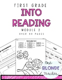 Into Reading First Grade Module 3