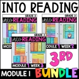 Into Reading HMH 3rd Grade: Module 1 Supplemental BUNDLE • with GOOGLE Slides