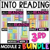 Into Reading HMH 3rd Grade: Module 2 Supplemental BUNDLE • with GOOGLE Slides