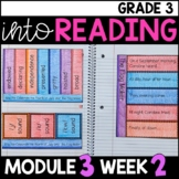 Into Reading HMH 3rd Grade Module 3 Week 2 The Flag Maker Supplement • GOOGLE