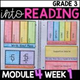 Into Reading HMH 3rd Grade Module 4 Week 1 Saga of Pecos Bill Supplement •GOOGLE