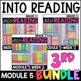 Into Reading HMH 3rd Grade: Module 5 Supplemental BUNDLE • with GOOGLE Slides