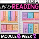 Into Reading HMH 3rd Grade Module 6 Week 2 Octopus Escapes Again! • GOOGLE