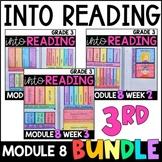 Into Reading HMH 3rd Grade: Module 8 Supplemental BUNDLE • with GOOGLE Slides