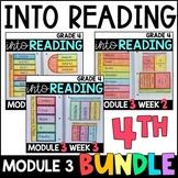 Into Reading HMH 4th Grade: Module 3 Supplemental BUNDLE • with GOOGLE Slides