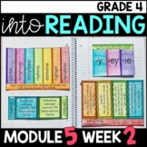 Into Reading HMH 4th Grade Module 5 Week 2 Let's Dance Around the World • GOOGLE