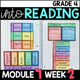 Into Reading HMH 4th Grade Module 7 Week 2 In the Days of King Adobe • GOOGLE