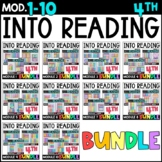 Into Reading HMH 4th Grade WHOLE YEAR BUNDLE: Module 1-10 Supplements • GOOGLE