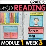 Into Reading HMH 5th Grade Module 1 Week 3 Captain Arsenio Supplement • GOOGLE