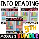 Into Reading HMH 5th Grade: Module 3 Supplemental BUNDLE • with GOOGLE Slides